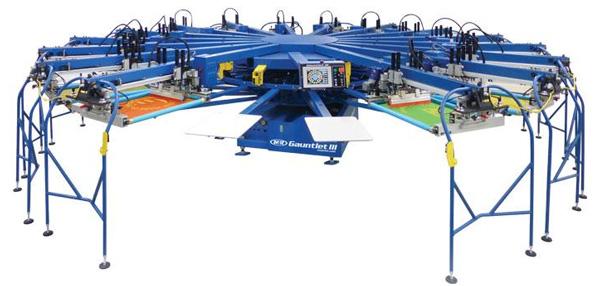 MR-GAUNTLET-III-Automatic-Screen-Printing-Press